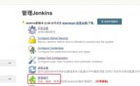 Jenkins自动从git构建Spring boot项目实践