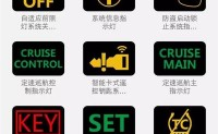 史上最全的汽车仪表指示灯大全 —— 驾考科目一必备