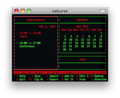calcurse_screenshot
