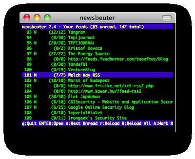newsbeuter_screenshot